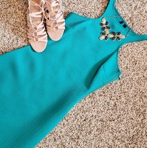 Mango scuba dress